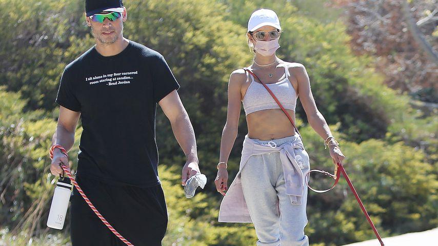 Wieder in Begleitung: Ist Alessandra Ambrosio auf Flirtkurs?