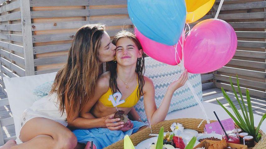Alessandra Ambrosio: Süßer Post zum Geburtstag ihrer Tochter