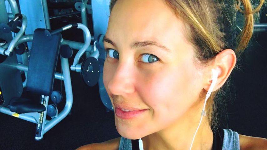 Alessandra Meyer-Wölden auf einem Selfie im November 2016 bei Facebook