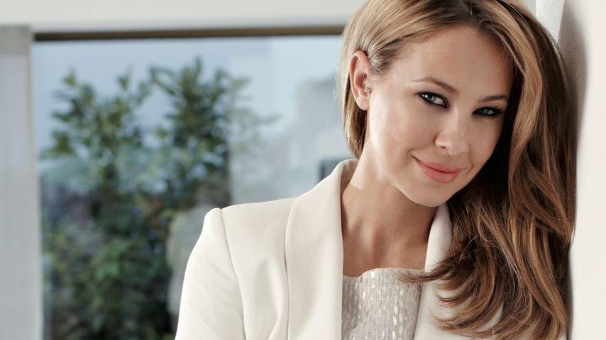 Alessandra Pocher startet wieder als Model durch