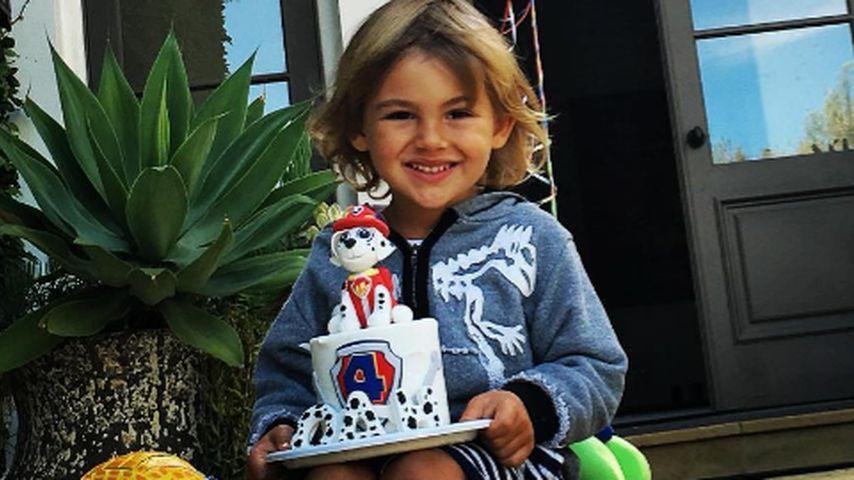 Ihr Sohn hat Vorrang: Kein Muttertag für Alessandra Ambrosio