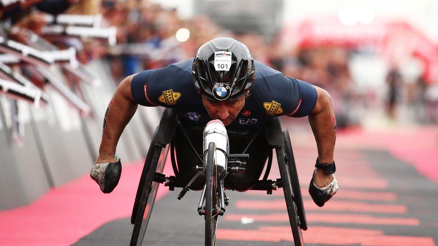 Sportler Alessandro Zanardi