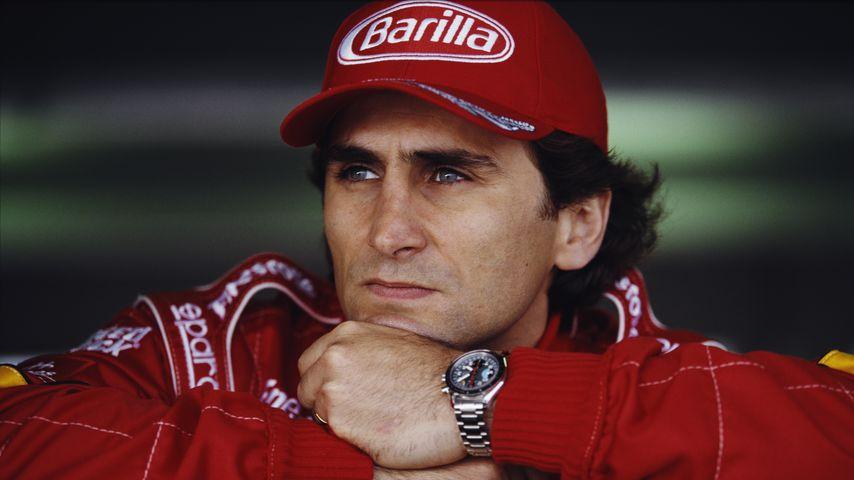 Alessandro Zanardi im Jahr 1998
