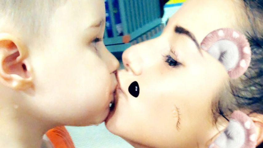 Das Herz Große Sorge bei Sarah Lombardi - Alessio musste ins Krankenhaus