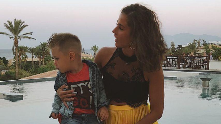 Sarah Lombardi sauer: Alessio ungefragt am Flughafen gefilmt