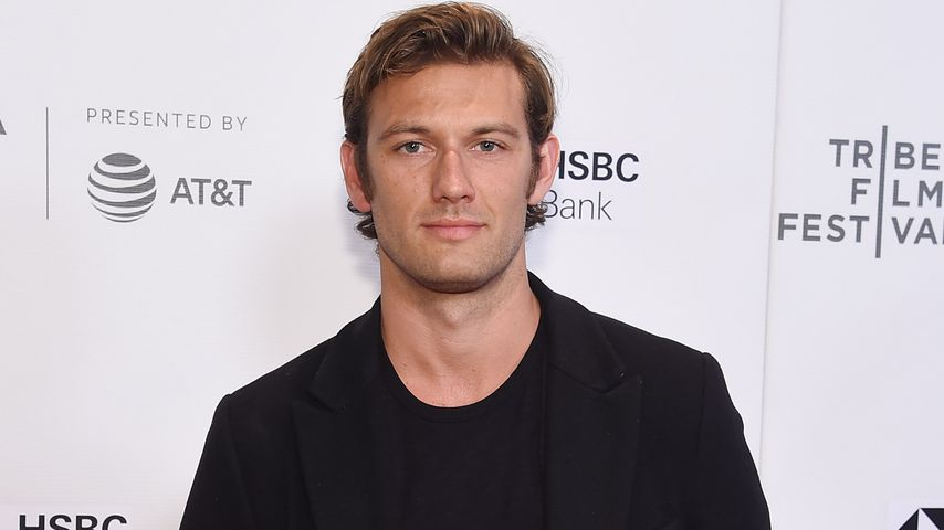 Alex Pettyfer beim Tribeca Film Festival, April 2018