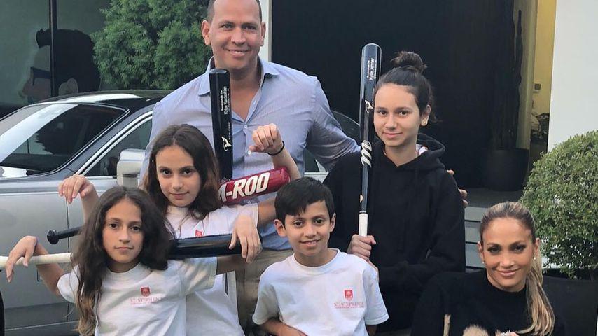 A-Rod nutzt Fake-Account, um Töchtern auf Insta zu folgen
