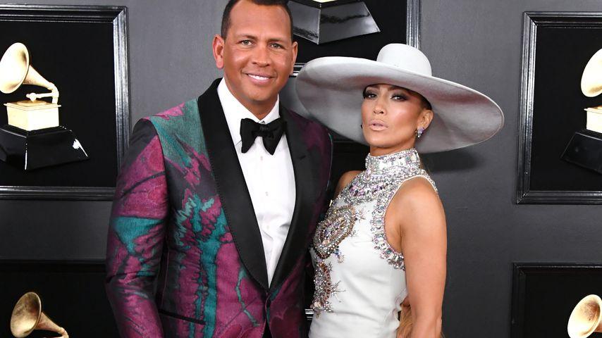 A-Rod ist happy, dass J.Lo nicht an Fremdgeh-Gerüchte glaubt