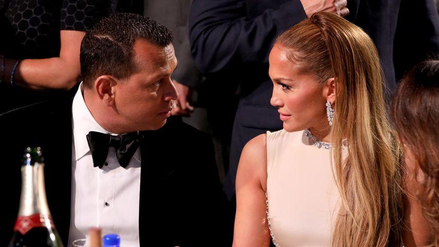Wegen Ben: J.Lo und A-Rod sprechen nicht mehr miteinander