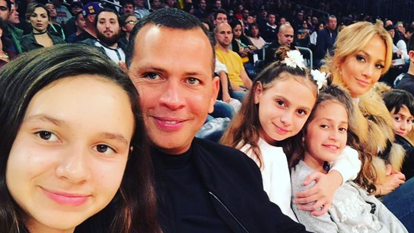 Jennifer Lopez & Alex: Date-Night mit Patchwork-Familie!