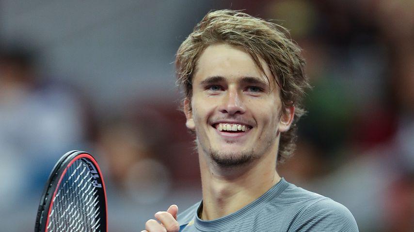 Tennis-Star Alexander Zverev