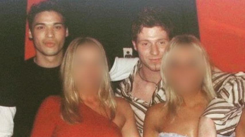 """""""Unter uns""""-Star Alexander Milo mit Freunden"""