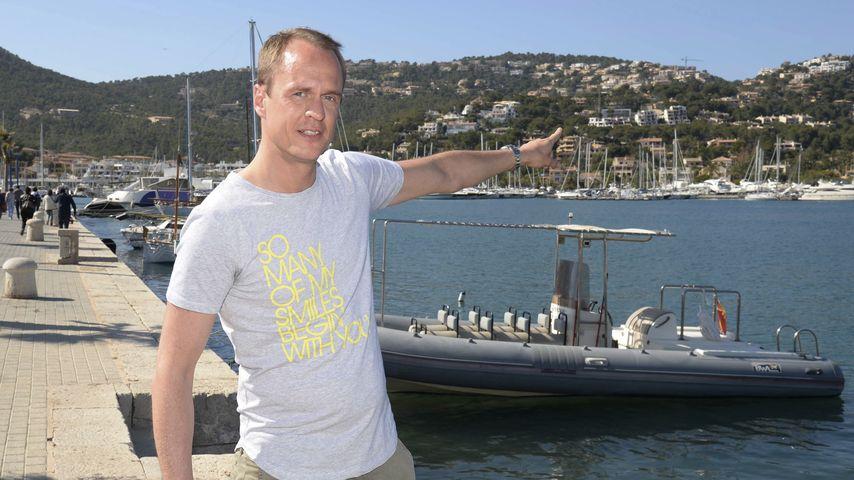 Alexander Posth auf Mallorca