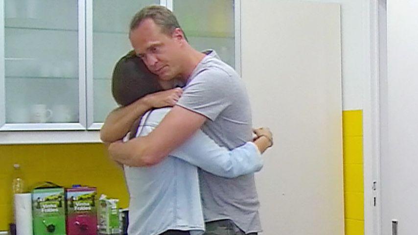 """Angelina und Alexander Posth bei der RTL-Show """"Das Sommerhaus der Stars"""""""