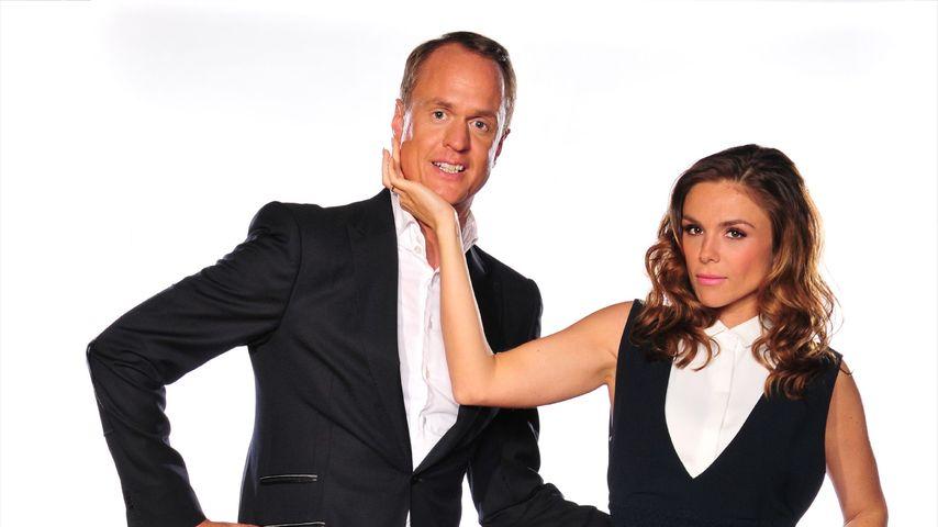 TV-Makler Alexander und Angelina Posth