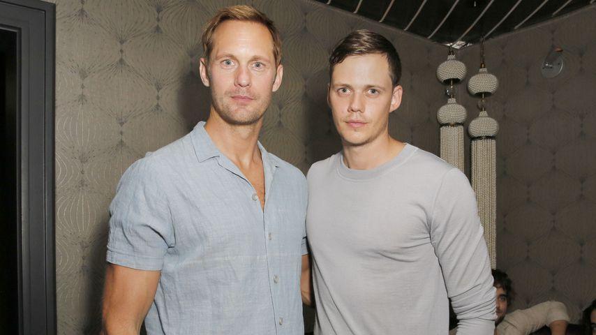 Alexander und Bill Skarsgård