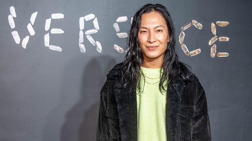 Alexander Wang auf einer Fashion Show in NYC im Dezember 2018