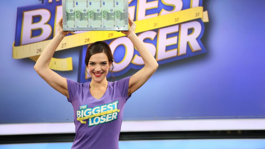 """50.000 Euro: Das macht """"The Biggest Loser""""-Alexandra damit!"""