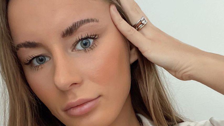 Alexis Sharkey, Instagram-Model
