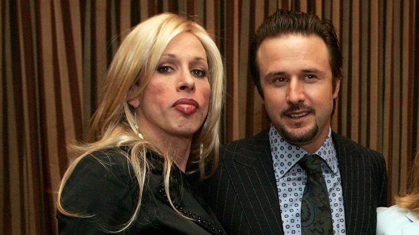 David Arquette: Tribut an seine verstorbene Schwester  (✝47)