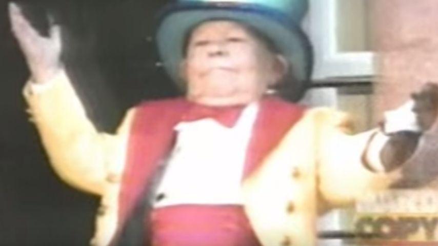 ALF-Darsteller Michu Meszaros in einer Pepsi-Werbung