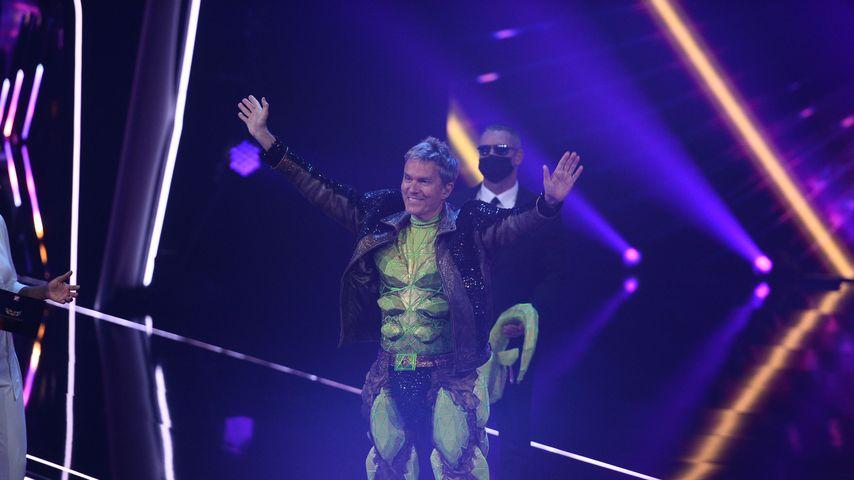 """""""The Masked Singer Austria"""": Er steckte im Steinbock-Kostüm!"""