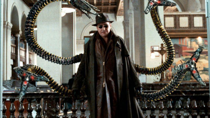 "Alfred Molina als Doc Ock in ""Spider-Man 2"""