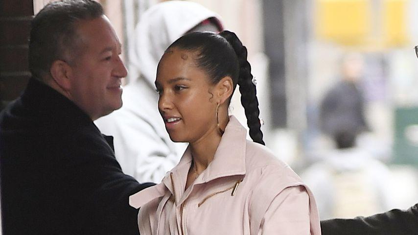 Alicia Keys im November 2019 in New York