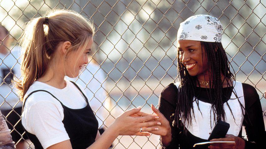 """Alicia Silverstone und Stacey Dash in """"Clueless"""""""
