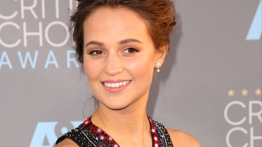 Michael Fassbenders Alicia Vikander erobert Hollywood!