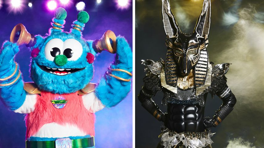 """""""The Masked Singer""""-Finale: Auch Alien & Anubis überführt?"""
