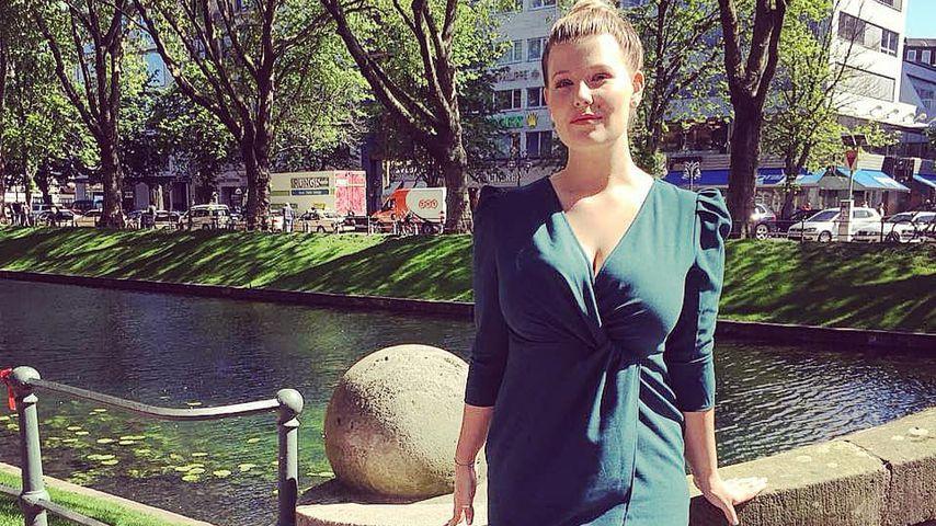 "Alina Lebedieva, ""Curvy Supermodel""-Finalistin"