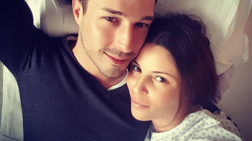 Das Baby kommt heute! Bachelor-Alissa Harouat im Krankenhaus