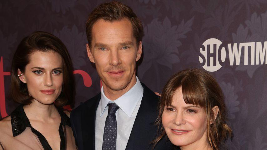 Cumberbatch fordert faire Bezahlung von Schauspielerinnen