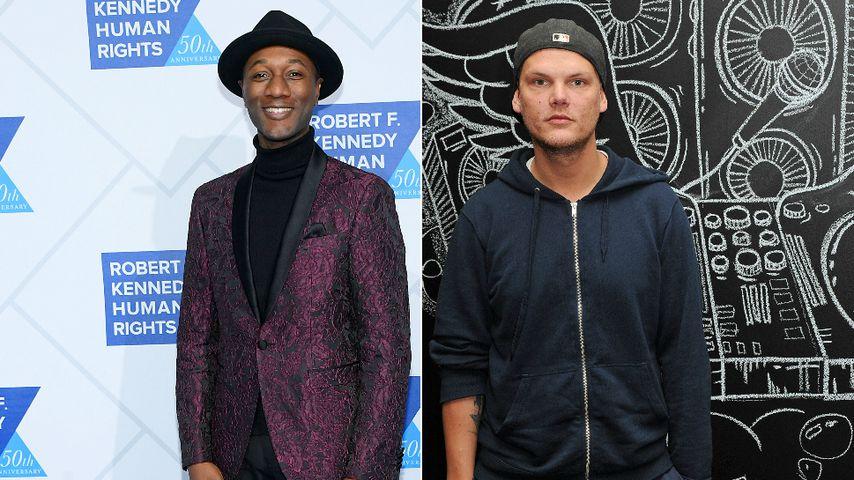 "Song ""SOS"": Aloe Blacc spürte beim Aufnehmen Aviciis Geist"