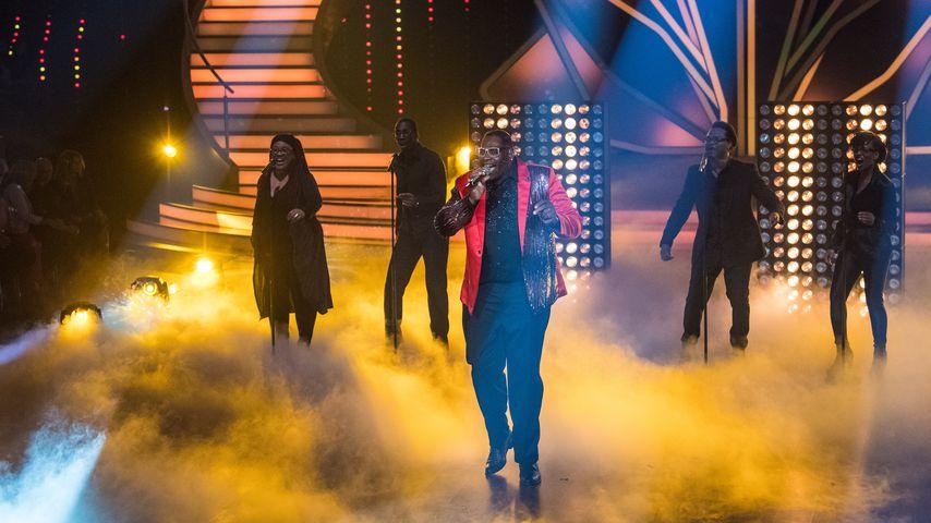 "Alphonso Williams bei ""Let's Dance"" 2017"