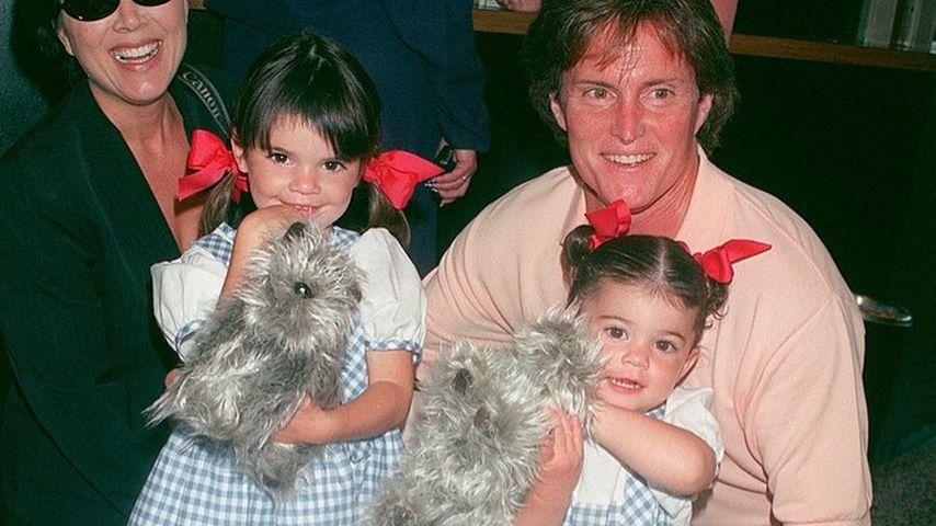 Rührend: Kendall & Kylie ehren Caitlyn Jenner zum Vatertag