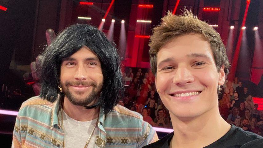 """Álvaro Soler und Wincent Weiss bei """"The Voice Kids"""" 2021"""