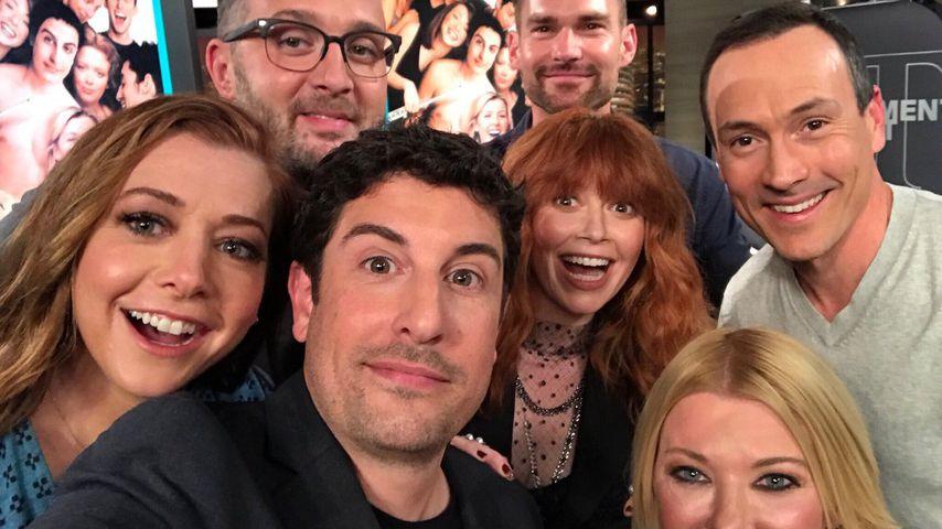 """Alyson Hannigan, Jason Biggs und weitere """"American Pie""""-Stars im Juli 2019"""