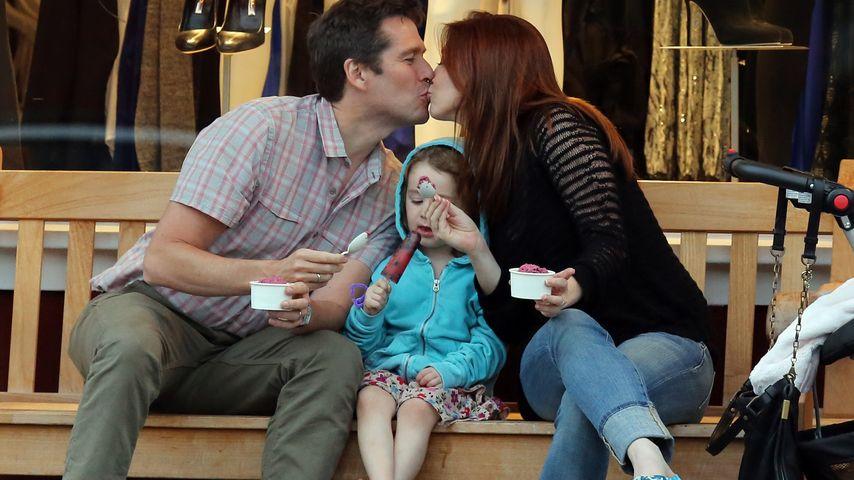 Alyson Hannigan: So sieht Familienglück aus