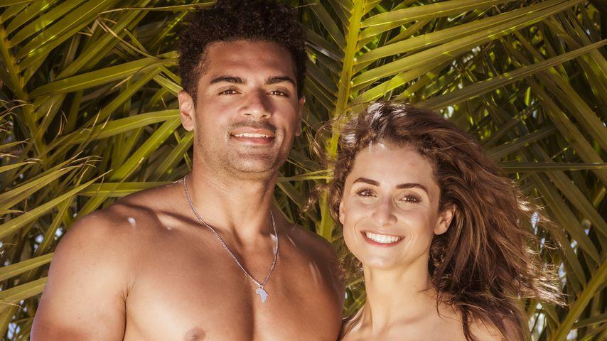 """Amadu und Julia bei """"Love Island"""" 2021"""