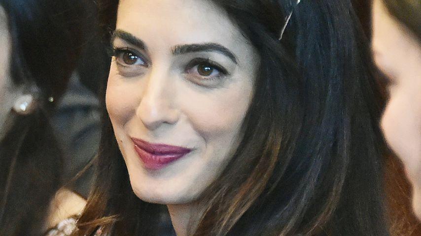 Über Babys & Liebe zu George: Amal Clooney offen wie nie!