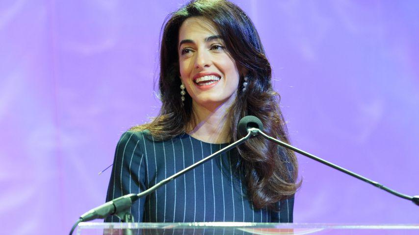 Amal Clooney, internationale Menschenrechts-Anwältin