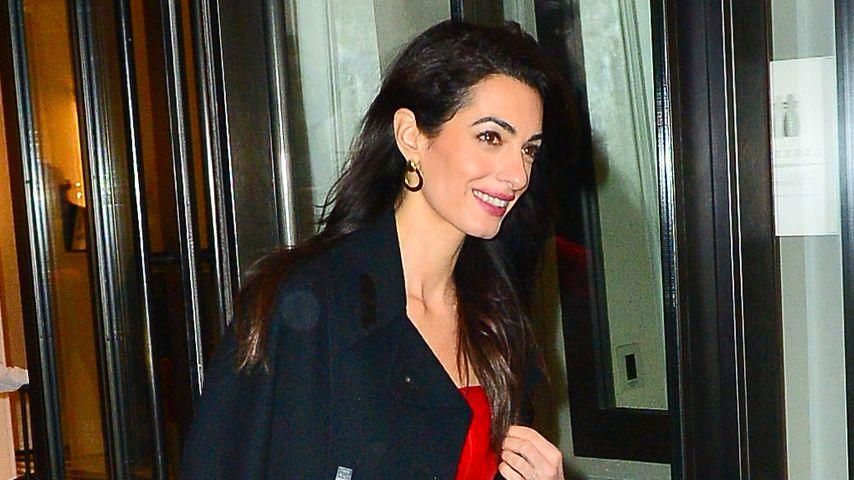 Amal Clooney in New York, 2019