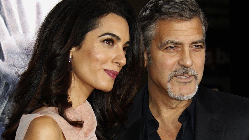 Kinderzimmer wird gebaut: Amal & George Clooney bald Eltern?