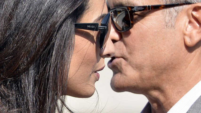 Mega-Luxus: So heiraten George Clooney & Amal