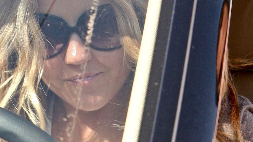 Achtung! Amanda Bynes sitzt wieder hinterm Steuer