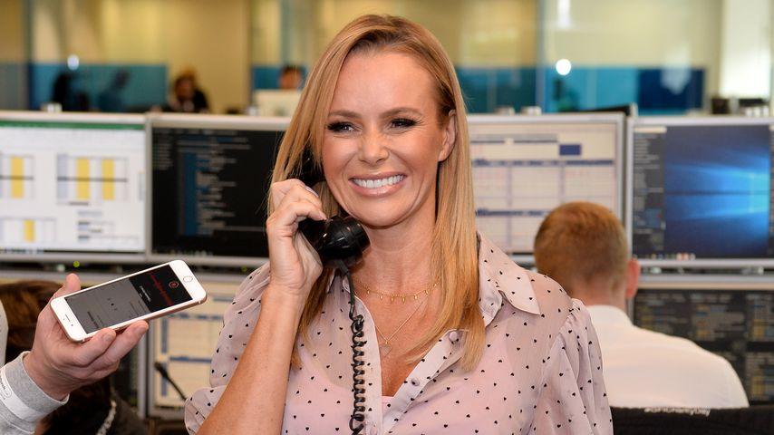 Amanda Holden im September 2019
