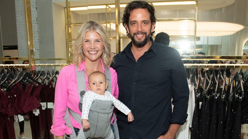 Amanda Kloots, Nick Cordero und ihr Sohn