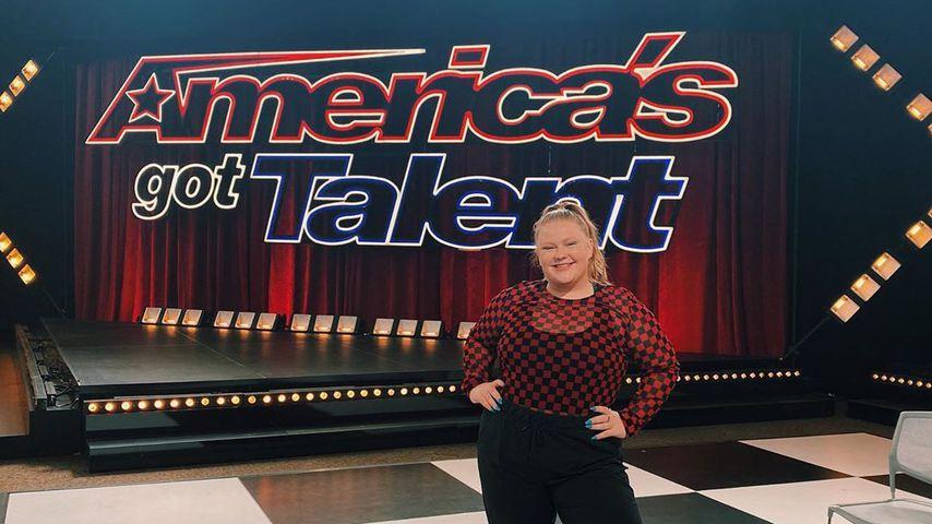 "Amanda Lacount bei ""America's Got Talent"""
